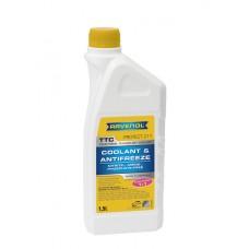 RAVENOL  антифриз TTC Concent (желтый концентрат) 1,5л.