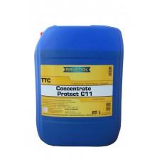 RAVENOL  антифриз TTC Concent (желтый концентрат) 20л.