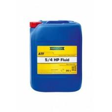RAVENOL  ATF 5/4 HP синтетическая гидравлическая жидкость 20л.