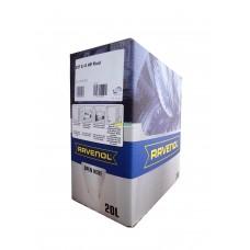 RAVENOL  ATF 5/4 HP синтетическая гидравлическая жидкость 20л. ecobox