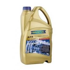 RAVENOL  ATF 5/4 HP синтетическая гидравлическая жидкость 4л.