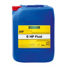 RAVENOL  ATF 6 HP Fluid  синт. гидравл. жидк. для 6-ступ. АКПП производства ZF 20л