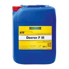 RAVENOL  ATF DEXRON FIII  полусинтетическое трансмиссионное масло  20л.