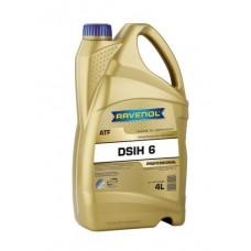RAVENOL  ATF DSIH 6 масло трансмиссионное 4л.