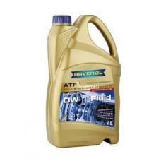 RAVENOL  ATF DW-1 Fluid  синтетическая гидравлическая жидкость  4л.