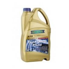 RAVENOL   ATF J2/S синтетическая гидравлическая жидкость  4л.