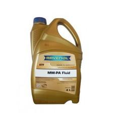 RAVENOL  ATF MM-PA Fluid синтетическая гидравлическая жидкость  4л.