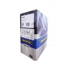 RAVENOL  ATF RED-1 синтетическая гидравлическая жидкость  20л. ecobox