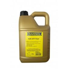RAVENOL  ATF SU5 Fluid трансмиссионное масло  5л.