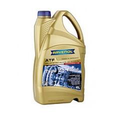 RAVENOL  ATF Type Z1 Fluid синтетическая гидравлическая жидкость  4л.