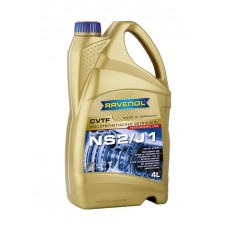RAVENOL  CVTF NS2/J1 Fluid масло трансмиссионное 4л.