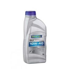 RAVENOL  DLO SAE 10W-40  дизельное полусинтетическое моторное масло  1л.