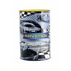 RAVENOL  DLO SAE 10W-40  дизельное полусинтетическое моторное масло  60л. цвет