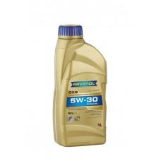 RAVENOL  DXG SAE 5W-30  синтетическое моторное масло  1л.