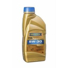 RAVENOL  FDS SAE 5W-30  синтетическое моторное масло  1л.