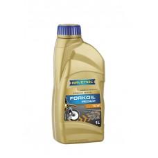 RAVENOL Forkoil Medium 10W масло вилочное  1л.