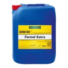 RAVENOL  Formel Extra 20W-50  минеральное моторное масло  20л.