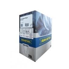 RAVENOL  Formel Super Diesel  15W-40 минеральное моторное масло  20л. ECOBOX