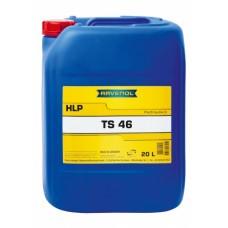 RAVENOL Гидравлическое масло Hydraulikoel TS 46 20 л.