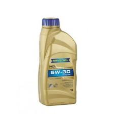 RAVENOL  HCL SAE 5W-30  синтетическое моторное масло  1л.