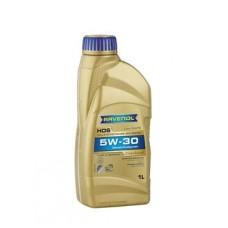 RAVENOL  HDS Hydrocrack Diesel Specif SAE 5W-30  дизельное синтетическое моторное масло  1л.