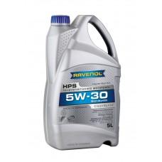 RAVENOL  HPS SAE 5W-30  полусинтетическое моторное масло  5л.