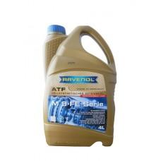 RAVENOL  M 9FE-Serie ATF  синтетическая гидравлическая жидкость  4л. MB 236.15