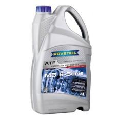 RAVENOL  MB 6-Serie ATF синтетическая гидравлическая жидкость  4л.