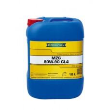 RAVENOL  MZG SAE 80W-90 GL-4  минеральное трансмиссионное масло  10л.