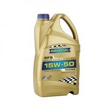 RAVENOL  RFS Racing Formel Sport 15W-50  полусинтетическое моторное масло  4л.