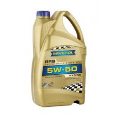 RAVENOL  RRS Racing Rally Synto 5W-50  полусинтетическое моторное масло  5л.