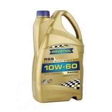RAVENOL  RSS Racing Sport Synto 10W-60  синтетическое моторное масло  4л.