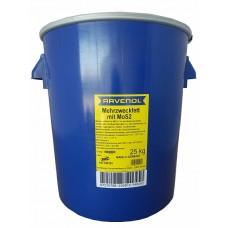 RAVENOL Смазка с дисульфидом молибдена MOS-2  (25кг)