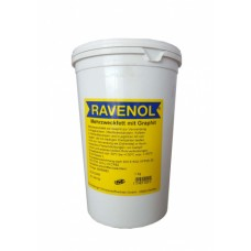 RAVENOL Смазка с графитом Mehrzweckfett mit Graphit 1 кг.