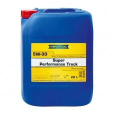 RAVENOL  Super Performance Truck 5W-30  синтетическое моторное масло  20л.