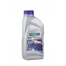 RAVENOL  T-IV Fluid полусинтетическая гидравлическая жидкость  1л.