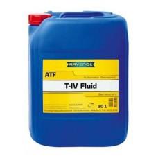 RAVENOL  T-IV Fluid полусинтетическая гидравлическая жидкость  20л.