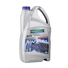 RAVENOL  T-IV Fluid полусинтетическая гидравлическая жидкость  4л.
