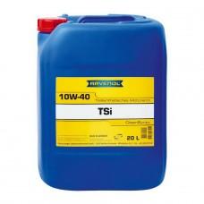 RAVENOL  TSI SAE 10W-40  полусинтетическое моторное масло  20л.