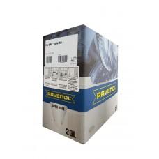 RAVENOL  TSI SAE 10W-40  полусинтетическое моторное масло  20л. ECOBOX