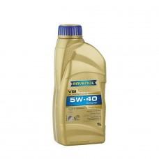 RAVENOL  VSI  SAE 5W-40  синтетическое моторное масло  1л.