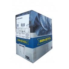 RAVENOL  VST  SAE 5W-40  синтетическое моторное масло  20л. ecobox
