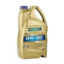 RAVENOL  WIV SAE 0W-30  синтетическое моторное масло VW 506.00/506.01  5л.