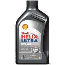 SHELL HELIX  ULTRA   0W30 1л