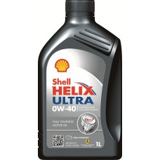 SHELL HELIX  ULTRA   0W40 1л