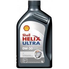 SHELL HELIX  ULTRA  А5/В5 0W-30 1л