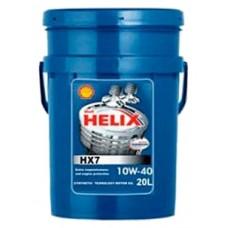SHELL HX7 10W40 20л