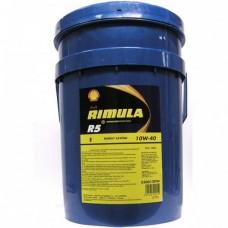 Масло моторное SHELL Rimula R5 Е 10W40  20L