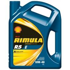 Масло моторное SHELL Rimula R5 Е 10W40  4L
