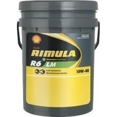 SHELL Rimula R6 LМ 10W40  20L